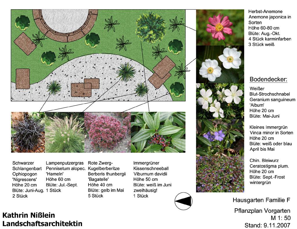 Landschaftsarchitektin kathrin ni lein referenzen - Pflanzplan vorgarten ...